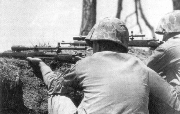 Replicas WWII Sniper10
