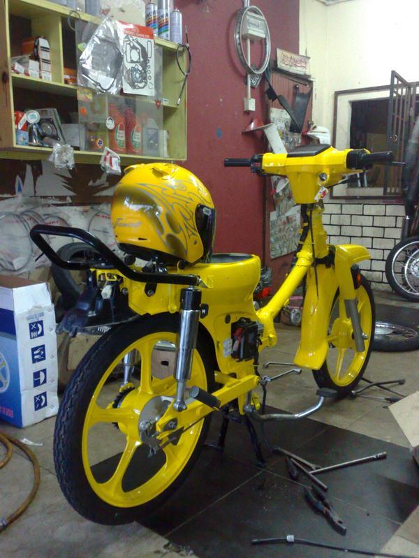 Sila Antar Pic Moto Masing2 L_789010