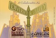 Castelain et Two Brothers  en partenariat Divers10