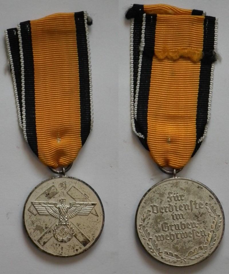 Vos décorations militaires, politiques, civiles allemandes de la ww2 - Page 3 Gruben10
