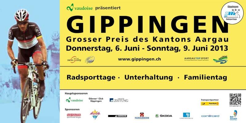 GP DU CANTON D'ARGOVIE  --Suisse-- 06.06.2013 G11