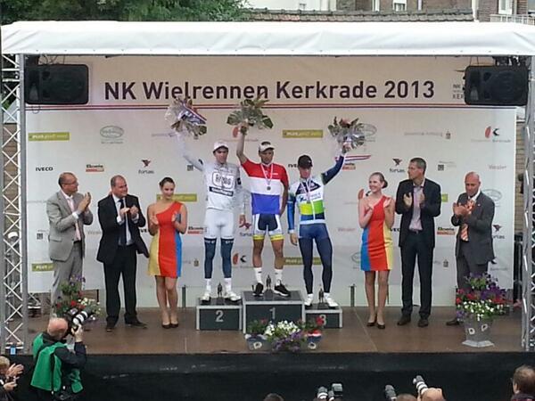 CHAMPIONNATS NATIONAUX SUR ROUTE 2013 Hollan10