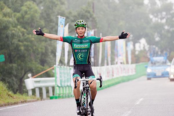 CHAMPIONNATS NATIONAUX SUR ROUTE 2013 Japon10