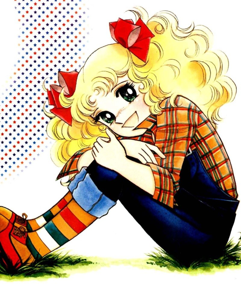 Qual'era il vostro cartone animato preferito? Candy210