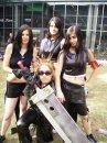 Cosplay Final Fantasy Tifa__10