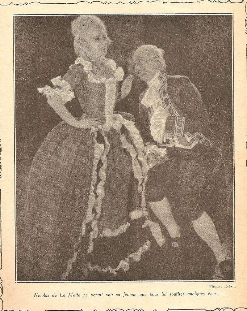 Le Collier de la Reine (Diane Karenne) de Tony Lekain et Gaston Ravel (1930) Numari15