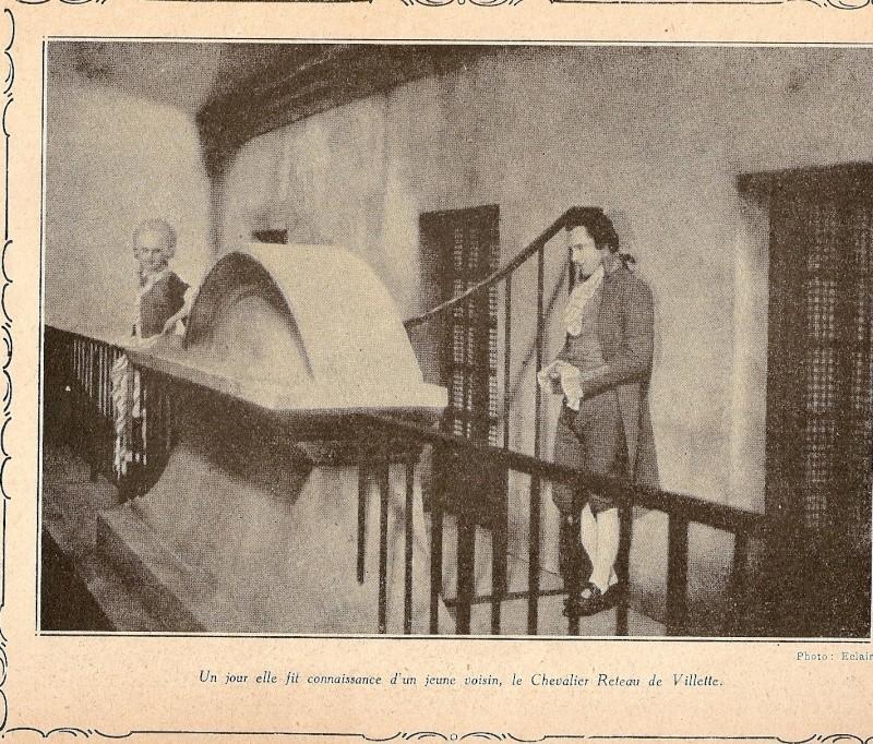 Le Collier de la Reine (Diane Karenne) de Tony Lekain et Gaston Ravel (1930) Numari16