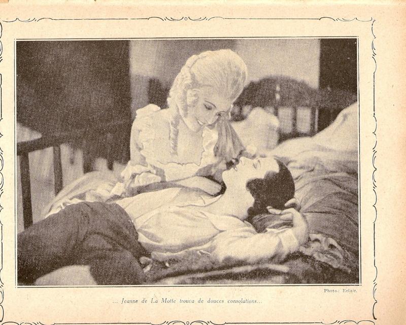 Le Collier de la Reine (Diane Karenne) de Tony Lekain et Gaston Ravel (1930) Numari18
