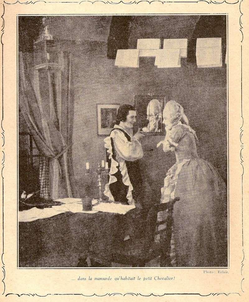 Le Collier de la Reine (Diane Karenne) de Tony Lekain et Gaston Ravel (1930) Numari19