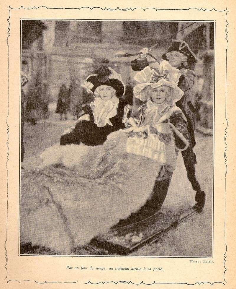 Le Collier de la Reine (Diane Karenne) de Tony Lekain et Gaston Ravel (1930) Numari20