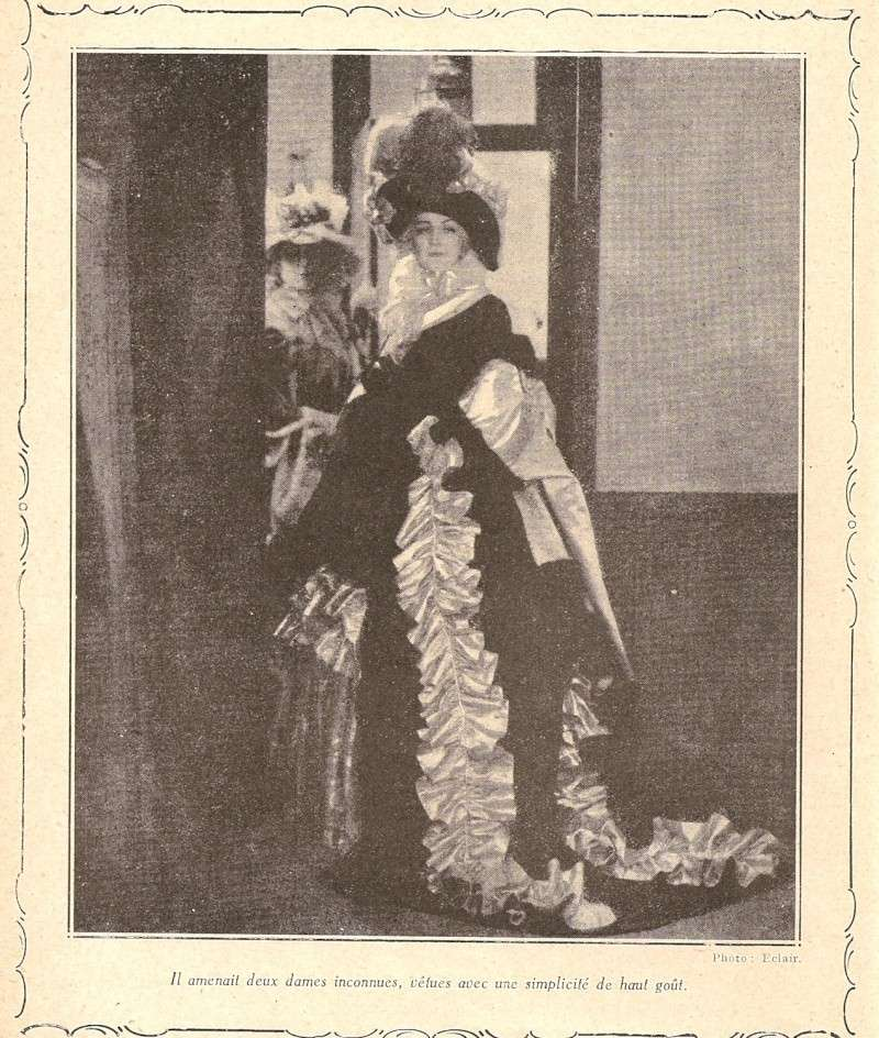 Le Collier de la Reine (Diane Karenne) de Tony Lekain et Gaston Ravel (1930) Numari22