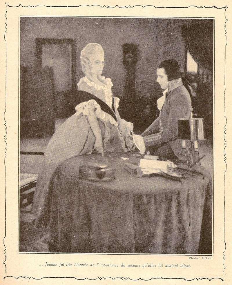 Le Collier de la Reine (Diane Karenne) de Tony Lekain et Gaston Ravel (1930) Numari23