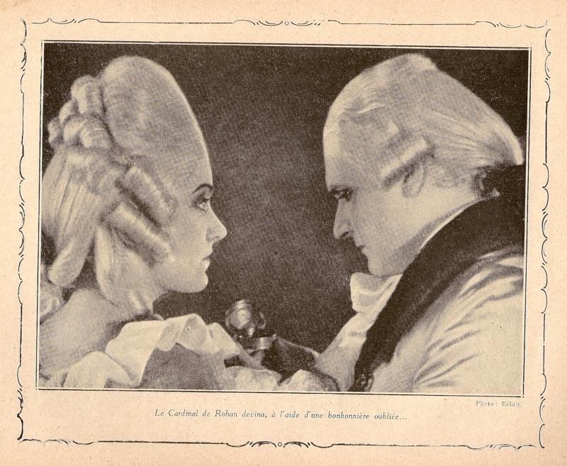 Le Collier de la Reine (Diane Karenne) de Tony Lekain et Gaston Ravel (1930) Numari25
