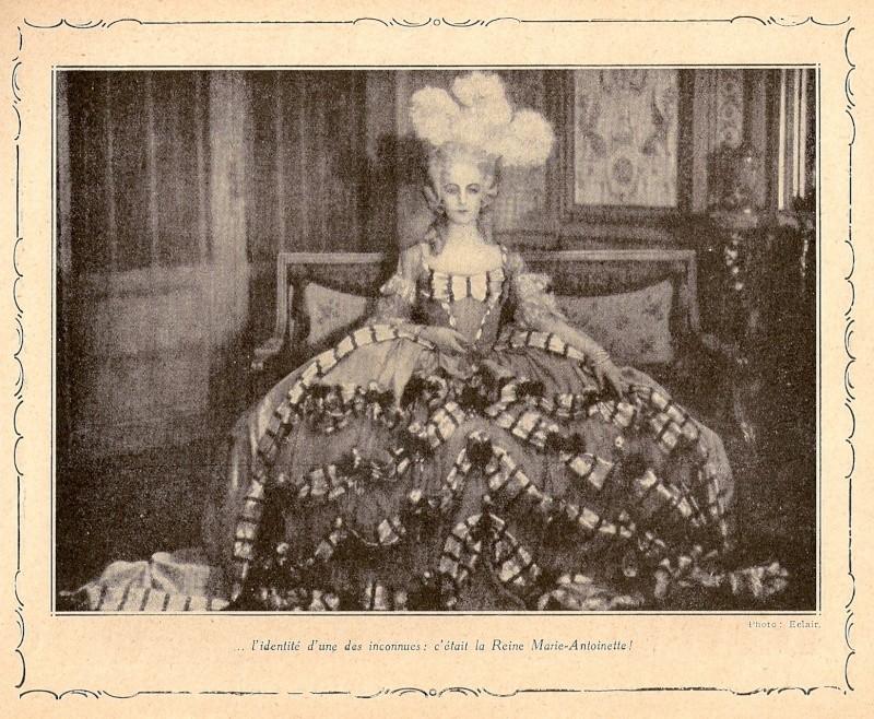 Le Collier de la Reine (Diane Karenne) de Tony Lekain et Gaston Ravel (1930) Numari26