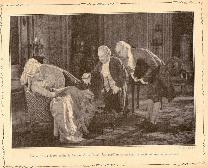 Le Collier de la Reine (Diane Karenne) de Tony Lekain et Gaston Ravel (1930) Numari29