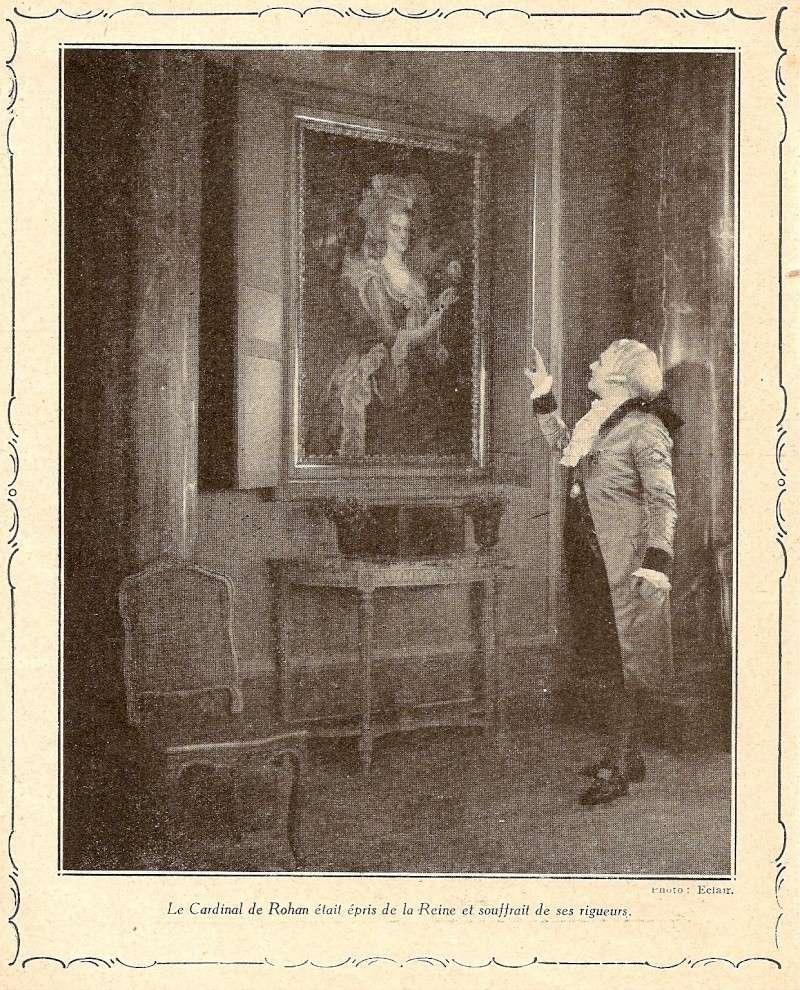 Le Collier de la Reine (Diane Karenne) de Tony Lekain et Gaston Ravel (1930) Numari31