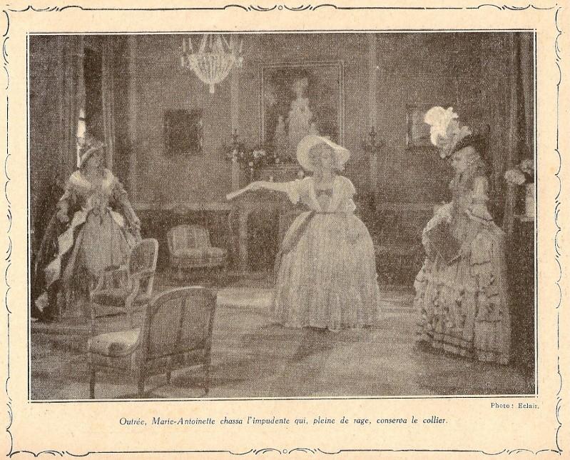 Le Collier de la Reine (Diane Karenne) de Tony Lekain et Gaston Ravel (1930) Numari32
