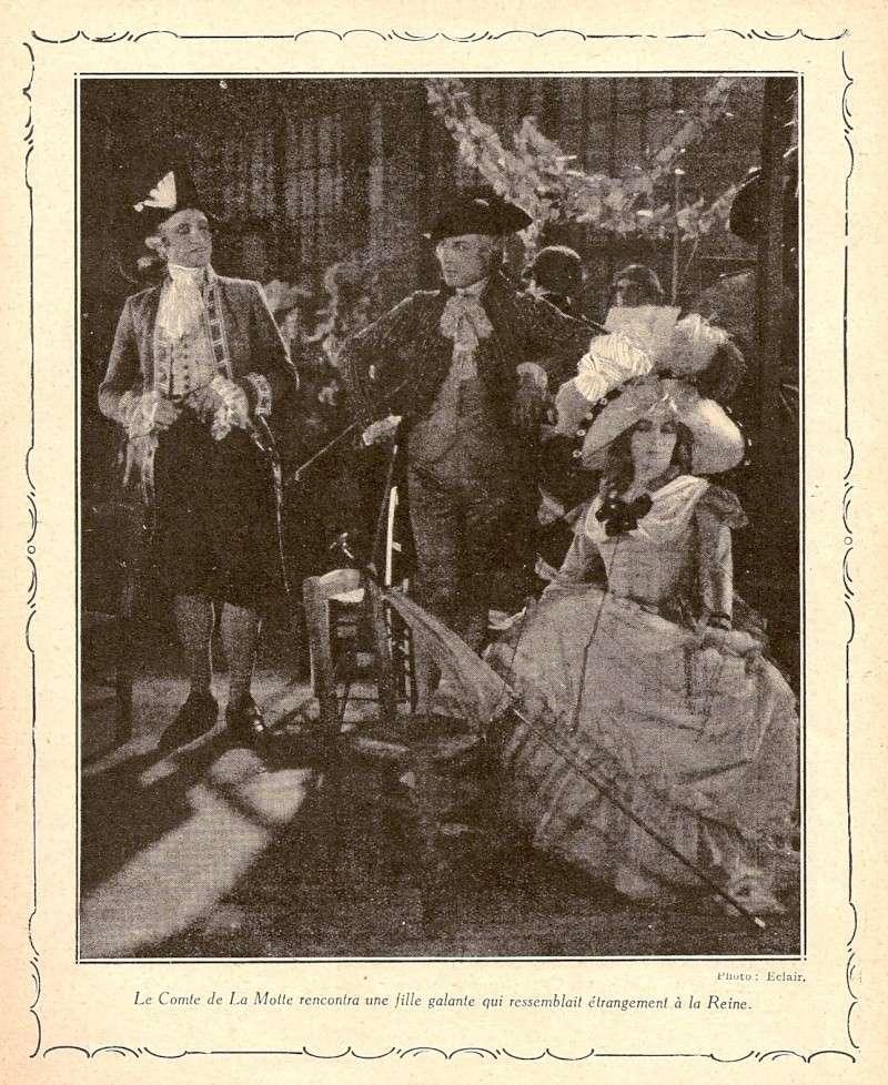 Le Collier de la Reine (Diane Karenne) de Tony Lekain et Gaston Ravel (1930) Numari33