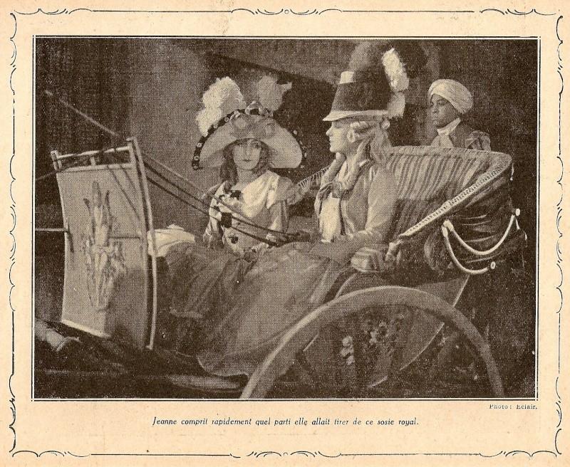 Le Collier de la Reine (Diane Karenne) de Tony Lekain et Gaston Ravel (1930) Numari34