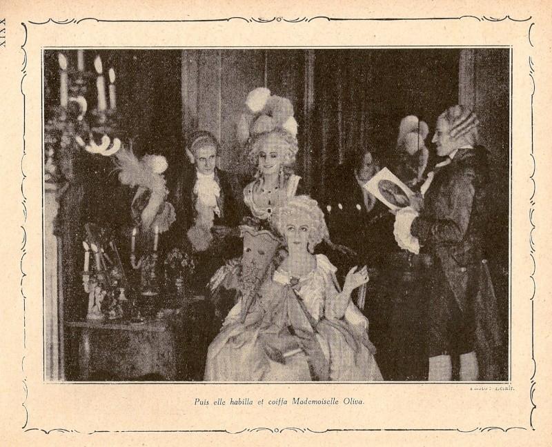 Le Collier de la Reine (Diane Karenne) de Tony Lekain et Gaston Ravel (1930) Numari36
