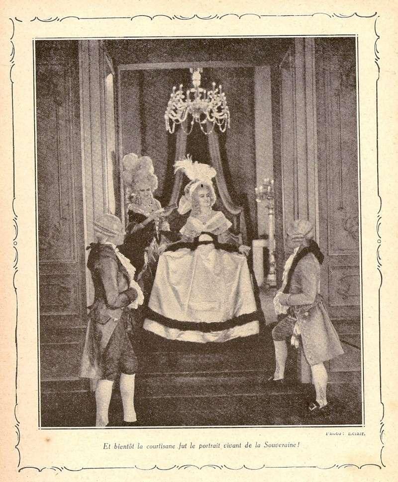 Le Collier de la Reine (Diane Karenne) de Tony Lekain et Gaston Ravel (1930) Numari37