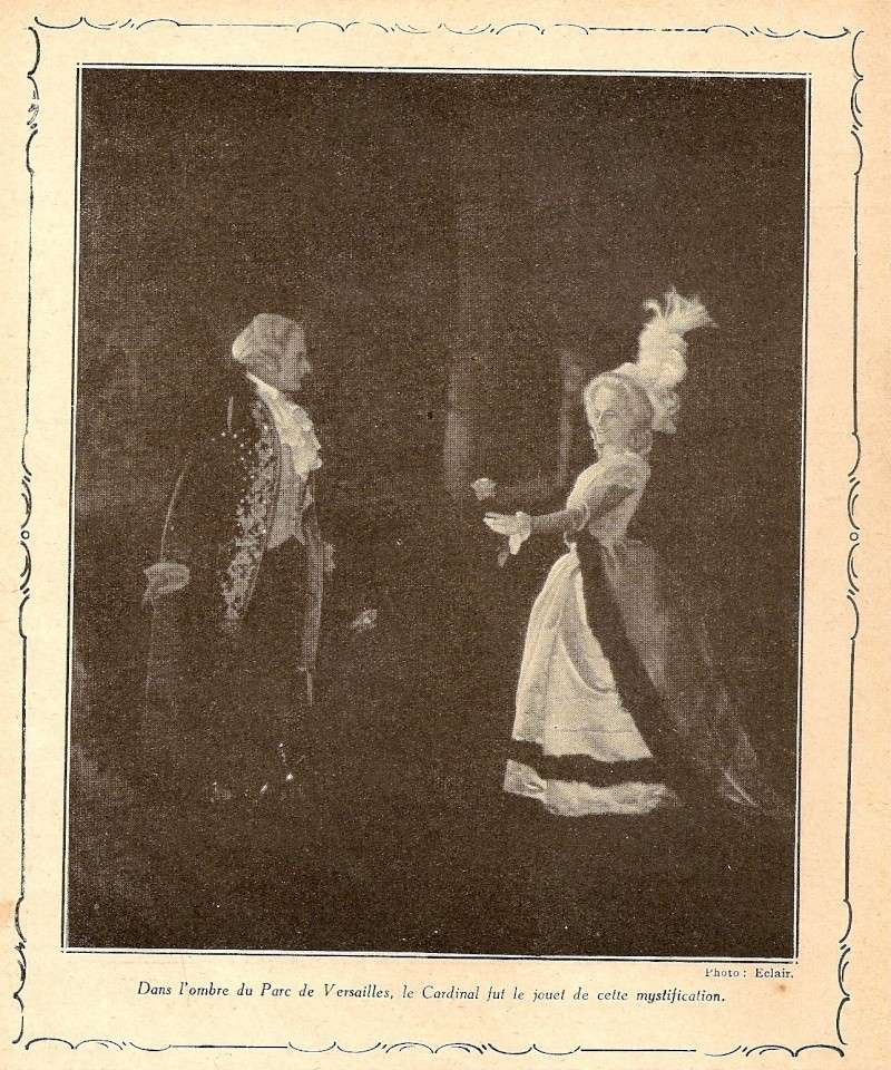 Le Collier de la Reine (Diane Karenne) de Tony Lekain et Gaston Ravel (1930) Numari38