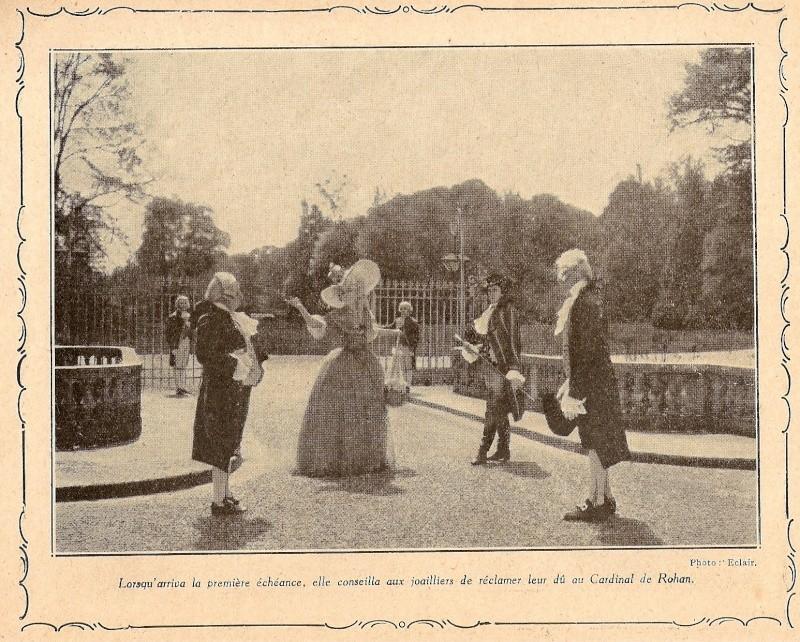 Le Collier de la Reine (Diane Karenne) de Tony Lekain et Gaston Ravel (1930) Numari40