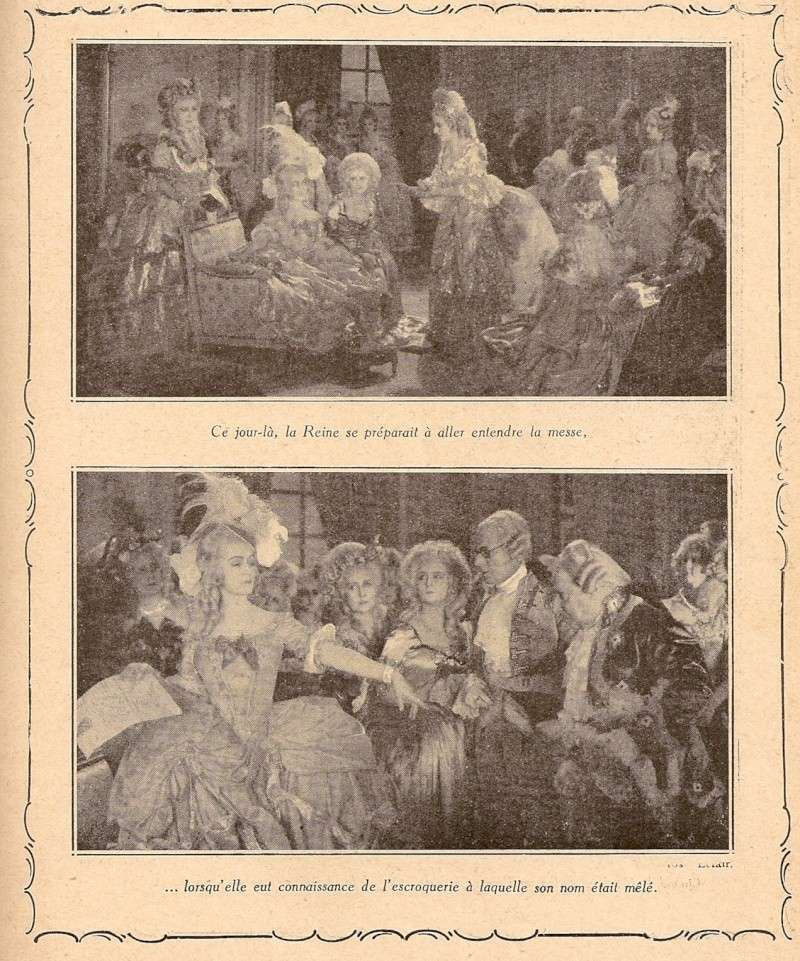 Le Collier de la Reine (Diane Karenne) de Tony Lekain et Gaston Ravel (1930) Numari41