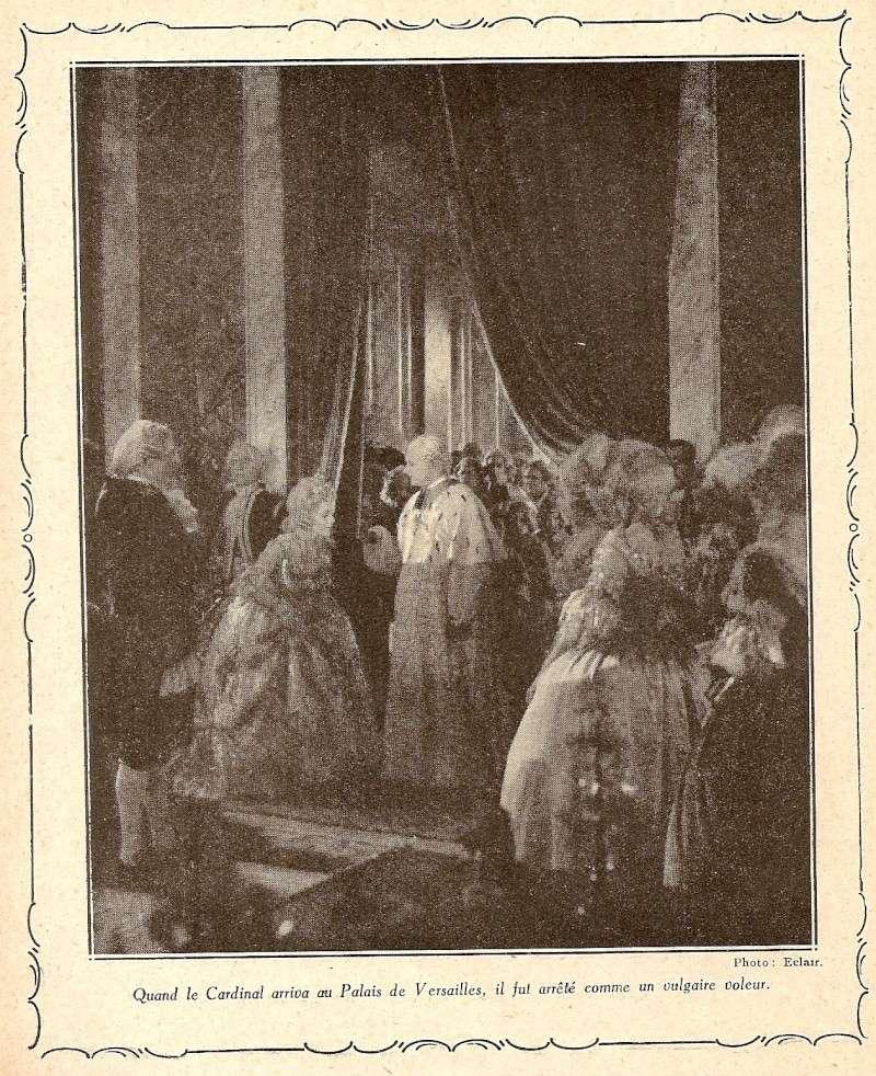 Le Collier de la Reine (Diane Karenne) de Tony Lekain et Gaston Ravel (1930) Numari42