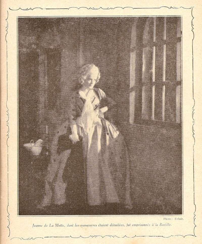 Le Collier de la Reine (Diane Karenne) de Tony Lekain et Gaston Ravel (1930) Numari43