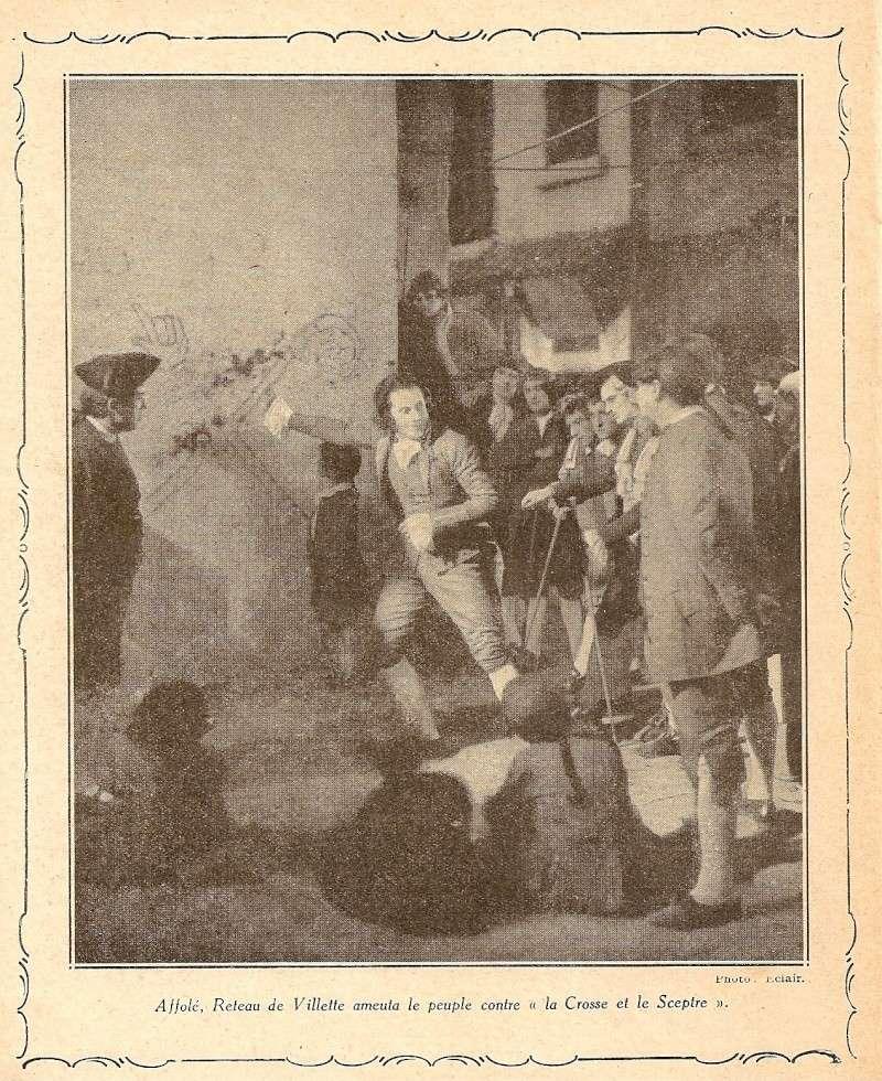 Le Collier de la Reine (Diane Karenne) de Tony Lekain et Gaston Ravel (1930) Numari44