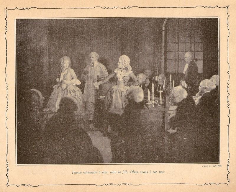 Le Collier de la Reine (Diane Karenne) de Tony Lekain et Gaston Ravel (1930) Numari45