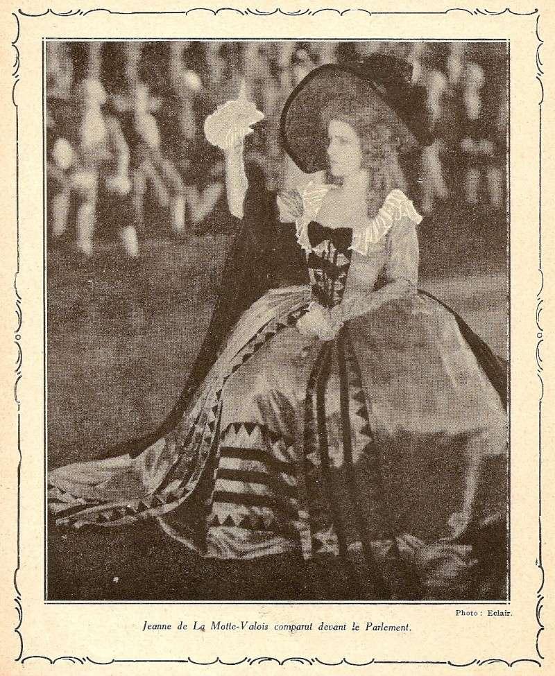 Le Collier de la Reine (Diane Karenne) de Tony Lekain et Gaston Ravel (1930) Numari46