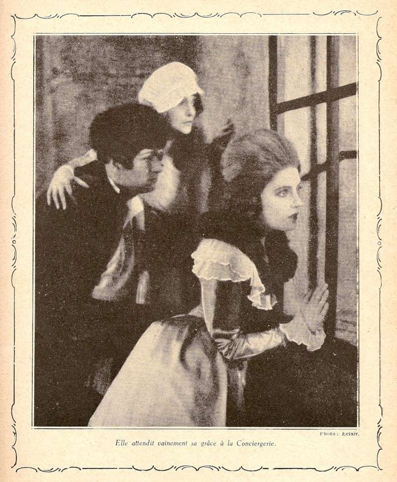 Le Collier de la Reine (Diane Karenne) de Tony Lekain et Gaston Ravel (1930) Numari47