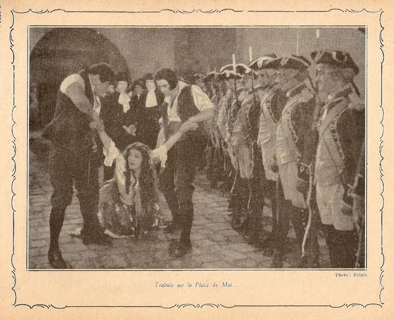 Le Collier de la Reine (Diane Karenne) de Tony Lekain et Gaston Ravel (1930) Numari48