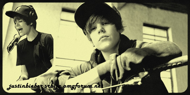 Welcome to Justin Bieber forum..!