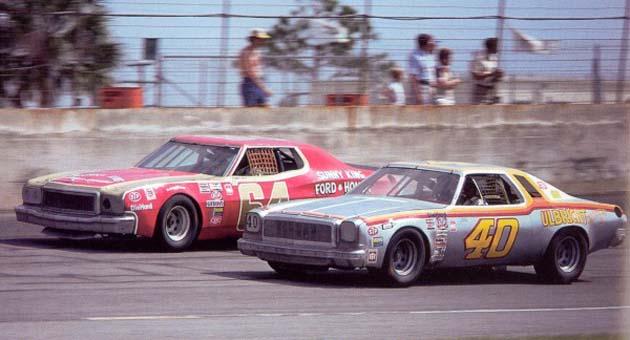 NASCAR histoire en pics 1978na10
