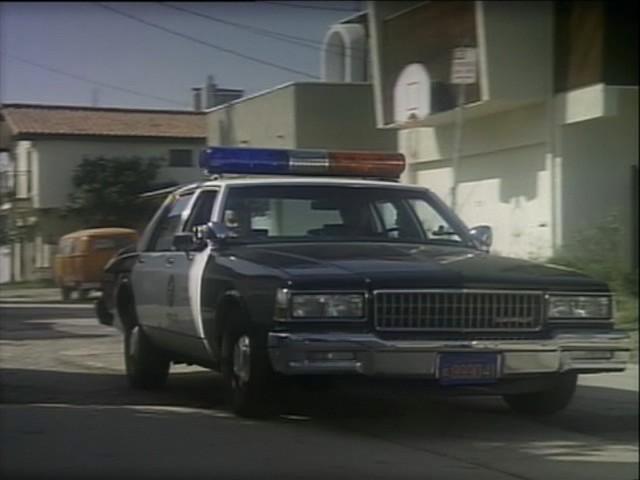 Le Retour Du Chevrolet Caprice 19910