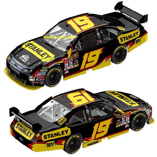 NASCAR- Nouvelles couleures pour 2010... 19stan10