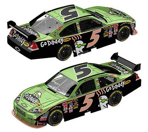 NASCAR- Nouvelles couleures pour 2010... 5godad10