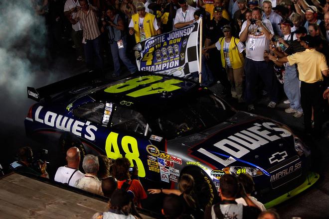 NASCAR- #48 Jimmie Johnson 4 fois champion!! 9bb90f10