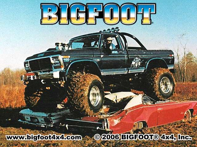 The BIGFOOT Shuttle! Apr06_10