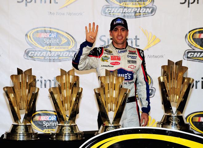NASCAR- #48 Jimmie Johnson 4 fois champion!! Cd724410