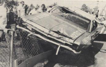 NASCAR histoire en pics Crash_10