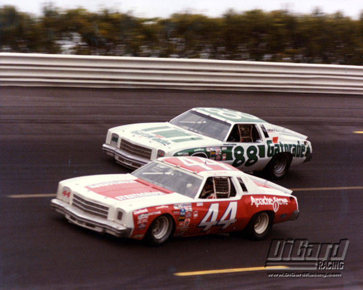 NASCAR histoire en pics Digard10