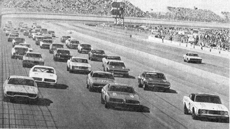 NASCAR histoire en pics Ontari10