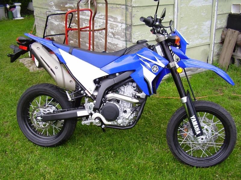 2008 yamaha wr250x P4010010