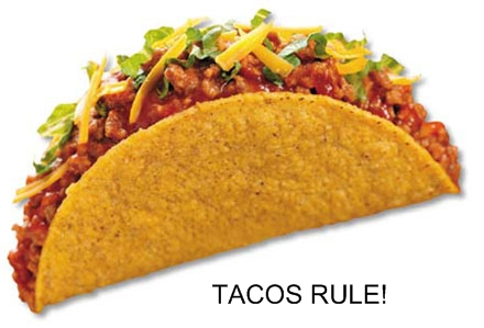 Your favorite food? Tacos11