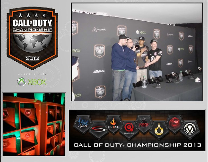 XBOX 360 : Edition CALL OF DUTY 2013 Championship Cod_2013