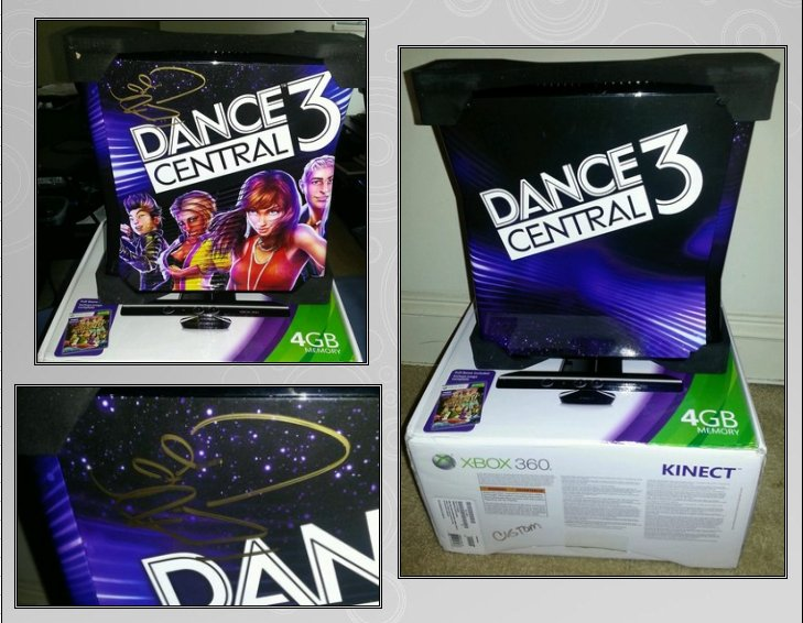 XBOX 360 : Edition DANCE CENTRAL 3 Dance_10